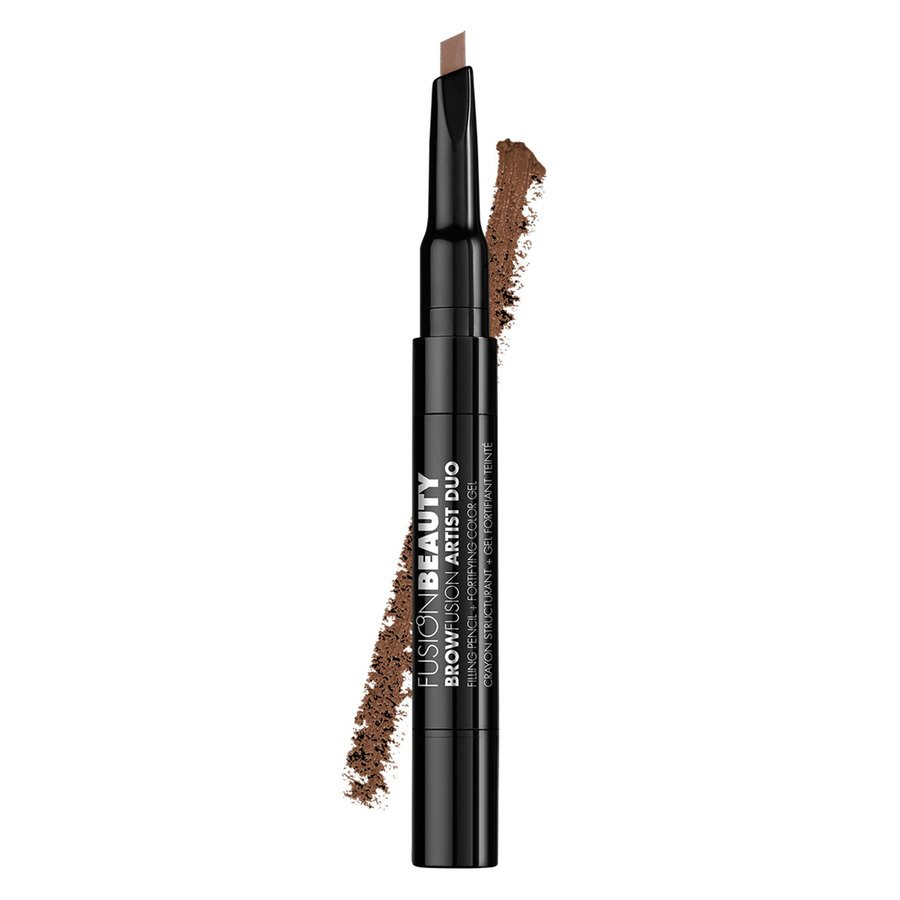 Fusion Beauty BrowFusion Artist Duo Filling Pencil + Color Gel #Blonde 2,9 g
