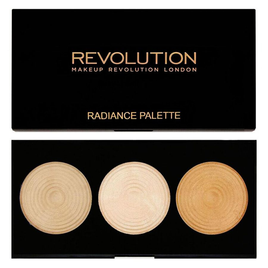 Makeup Revolution Highlighter Palette Radiance 15 g