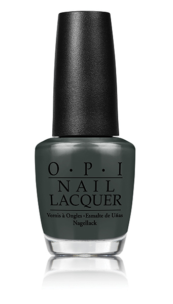 OPI Liv In The Gray NL W66