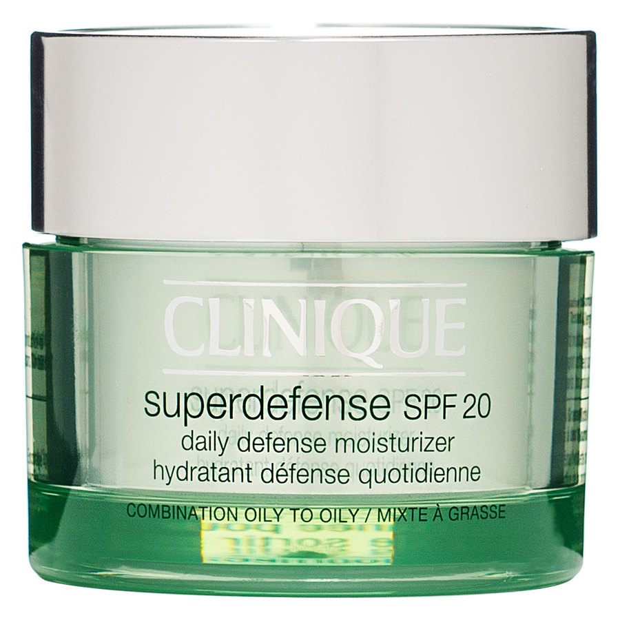 Clinique Superdefense SPF20 Daily Defense Moisturizer Oily & Combination Skin 50 ml