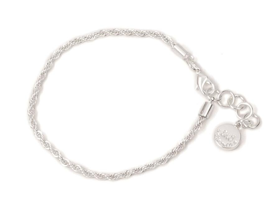 Snö of Sweden Hege Single Bracelet Silver