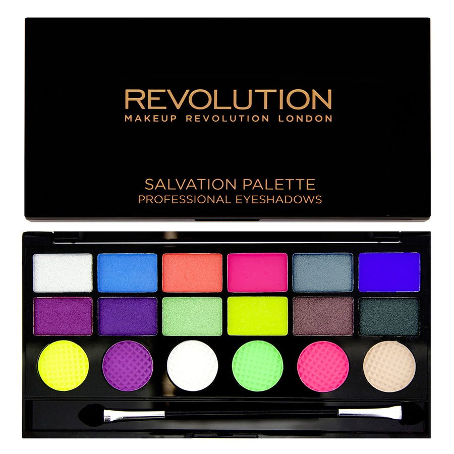 Makeup Revolution Ultimate Colour Chaos Palette 13 g