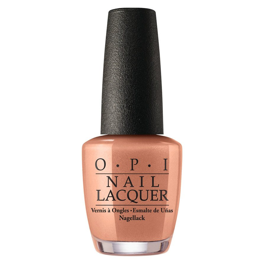 OPI California Dreaming Sweet Caramel Sunday NLD44