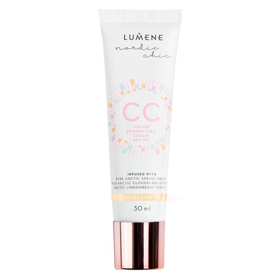 Lumene CC Color Correcting Cream Ultra Light 30ml