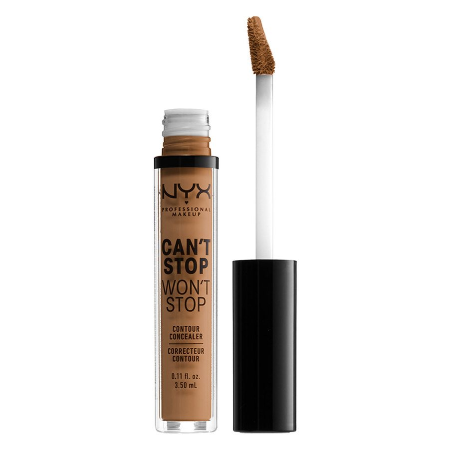 NYX Professional Makeup Can't Stop Won't Stop Contour Concealer Warm Honey 3,5 ml