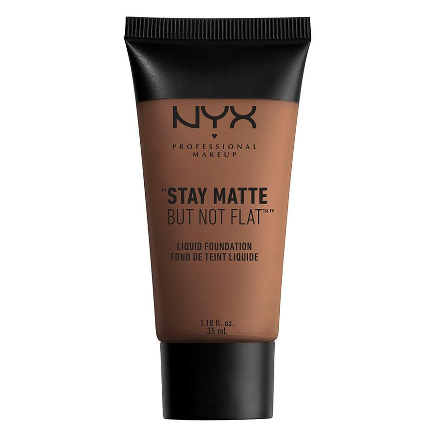 NYX Prof. Makeup Stay Matte But Not Flat Liquid Foundation Cocoa 35 ml SMF19