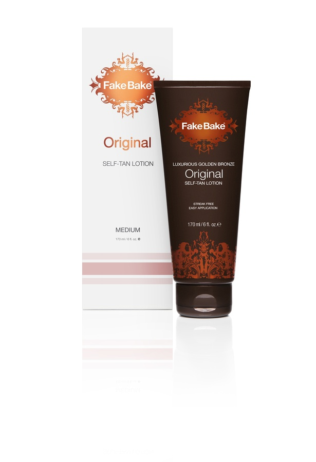 Fake Bake Original Self-Tan Lotion Luxurious Golden Bronze 170ml