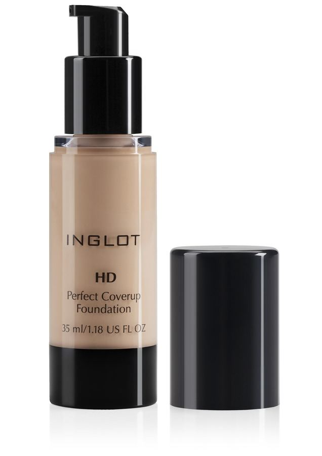 INGLOT HD Perfect Coverup Foundation 71 35 ml