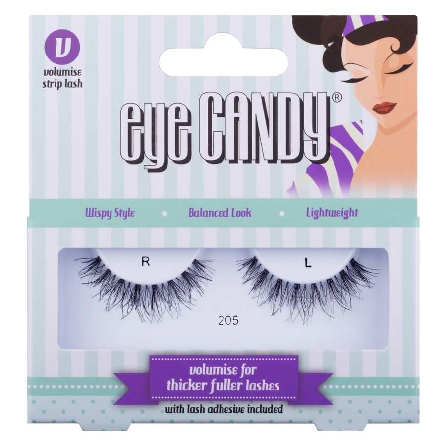 Eye Candy Strip Lash Volumise 205