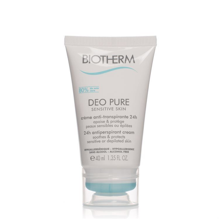 Biotherm Deo Pure 24H Antiperspirant Cream 40ml