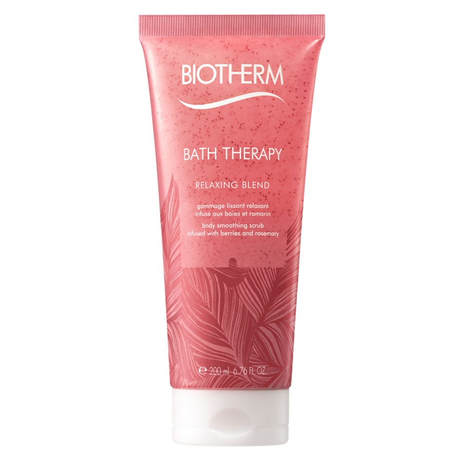 Biotherm Bath Therapy Relaxing Blend Body Scrub 200 ml