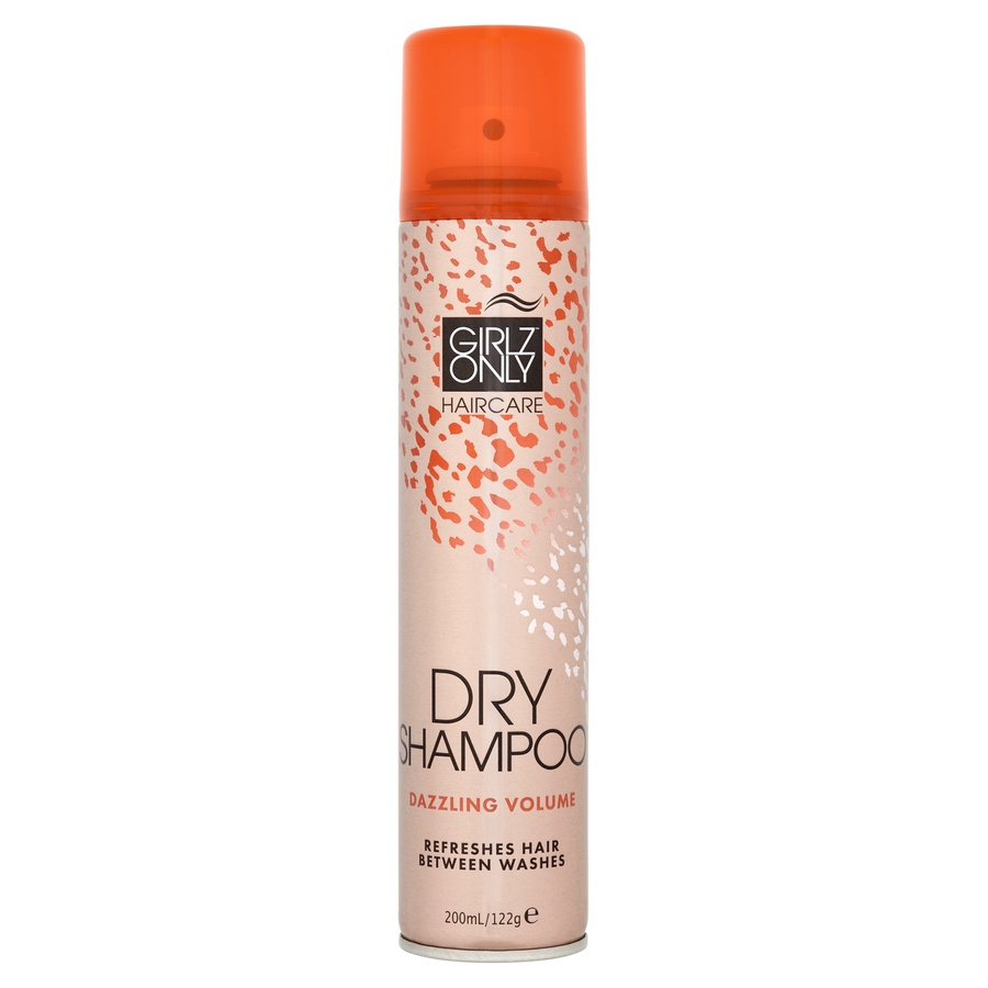 Girlz Only Dry Shampoo Dazzling Volume 200 ml
