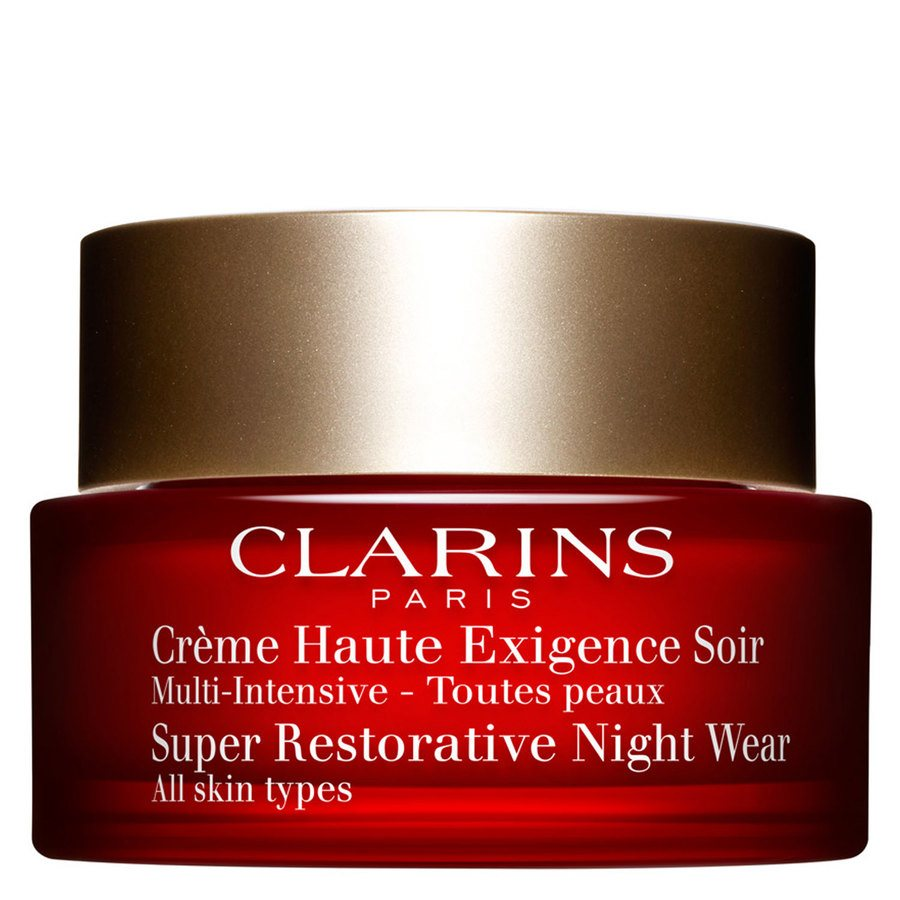 Clarins Super Restorative Night Wear All Skin Types 50 ml