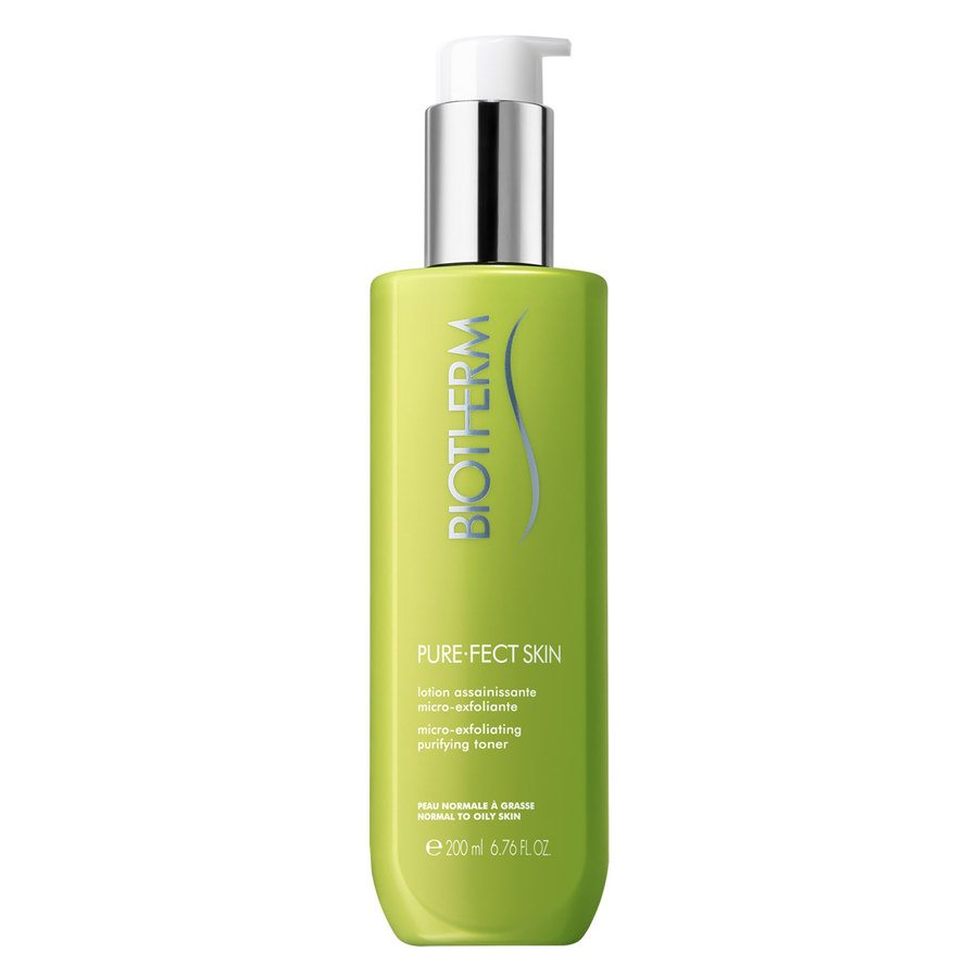 Biotherm Pure-Fect Micro Exfoliating Purifying Toner Oily Skin 200 ml