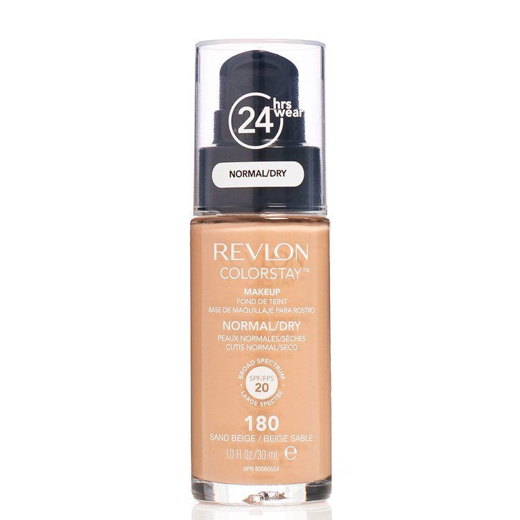 Revlon Colorstay Makeup Normal/Dry Skin 180 Sand Beige 30 ml
