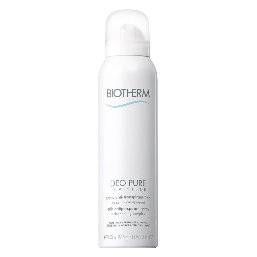 Biotherm Deodorants Deo Pure Invisible Spray 150 ml
