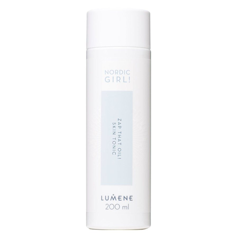 Lumene Nordic Girl! Zap That Oil! Skin Tonic 200 ml