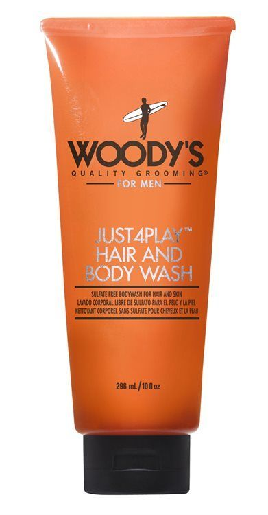 Woody's Just4Play Hair & Body Wash 311 g
