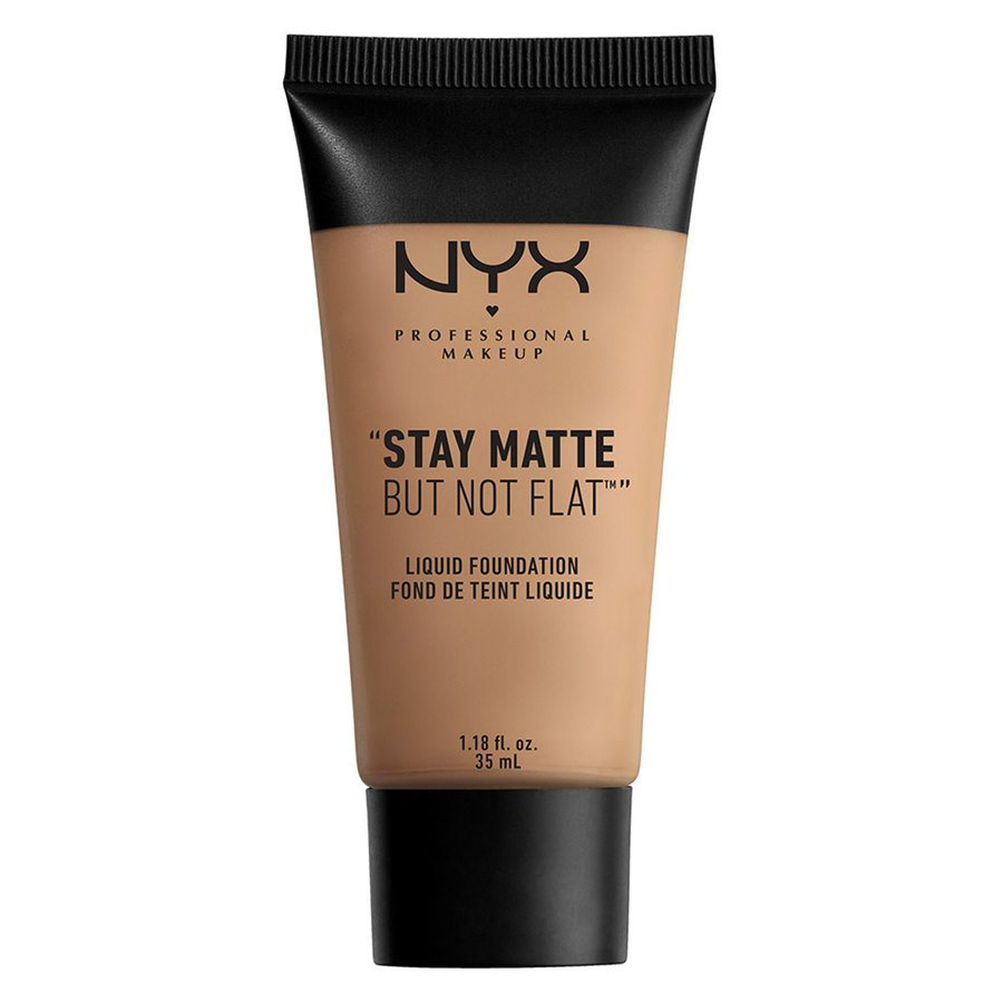 NYX Professional Makeup Stay Matte But Not Flat Liquid Foundation Sienna 35 ml