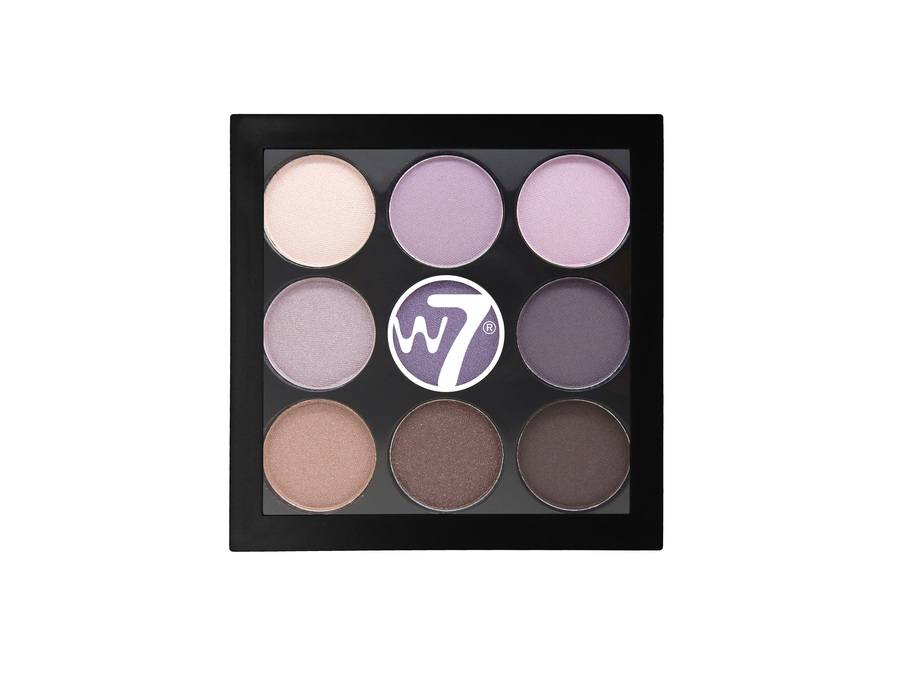 W7 Cosmetics The Naughty Nine Eyeshadow  Bangkok nights