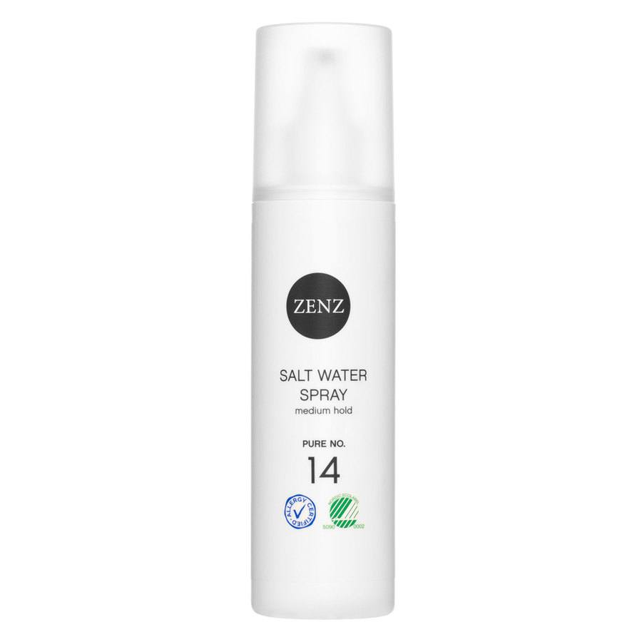 Zenz Organic No. 14 Salt Water Spray Pure Medium Hold 200 ml