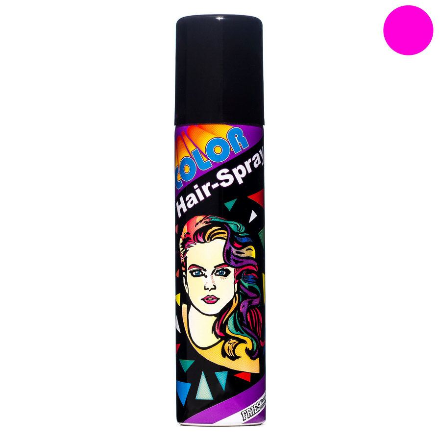 Bravehead Fries Color Hair-Spray Pink 100ml