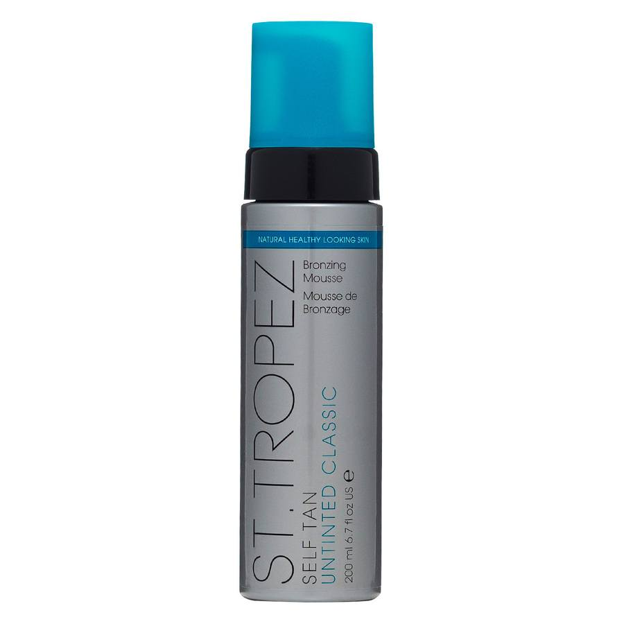 St. Tropez Self Tan Untinted Classic Bronzing Mousse 200ml
