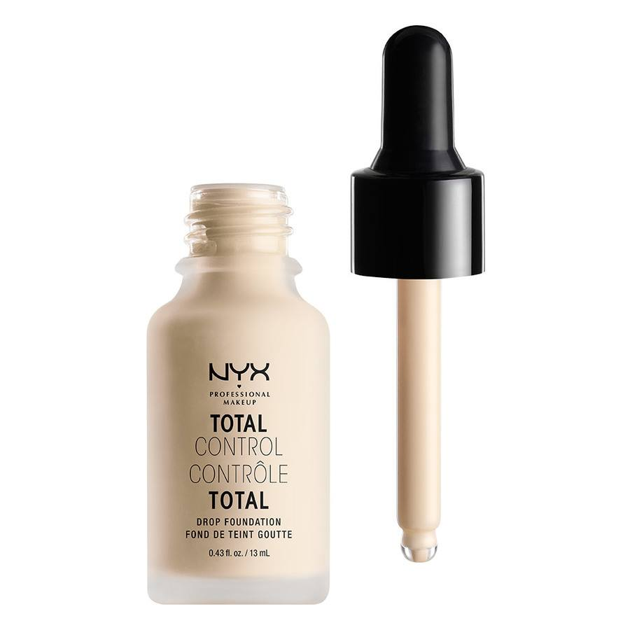 NYX Professional Makeup Total Control Drop Foundation Pale DF01 13ml