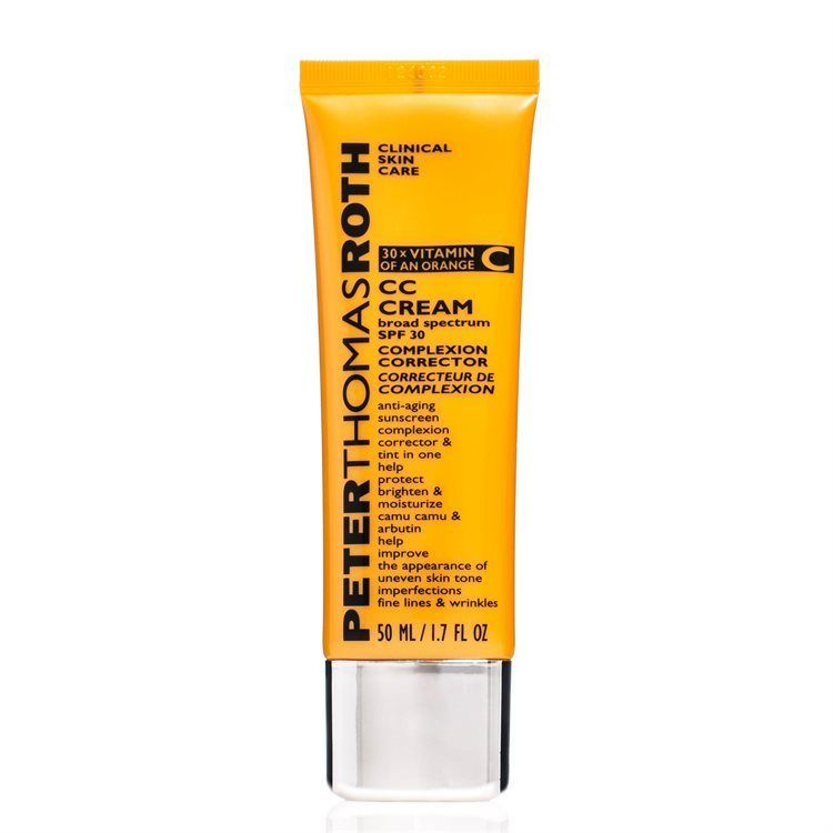 Peter Thomas Roth CC Cream Complexion Corrector Light To Medium 50ml