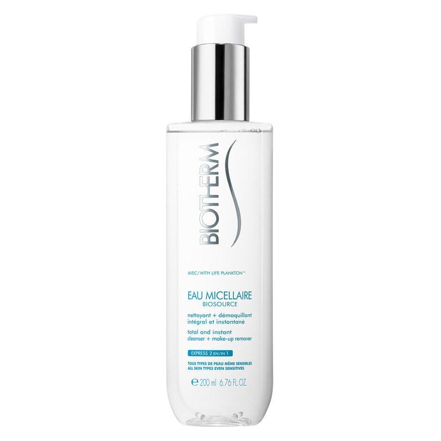 Biotherm Biosource Eau Micellaire Water 2-in-1 200 ml