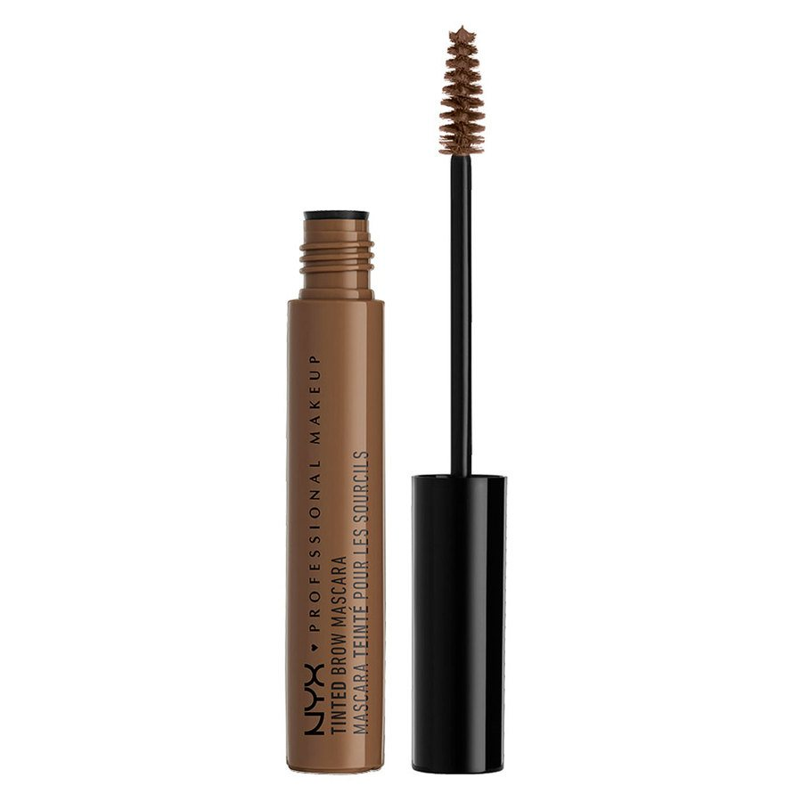 NYX Professional Makeup Tinted Brow Mascara Chocolate TBM02