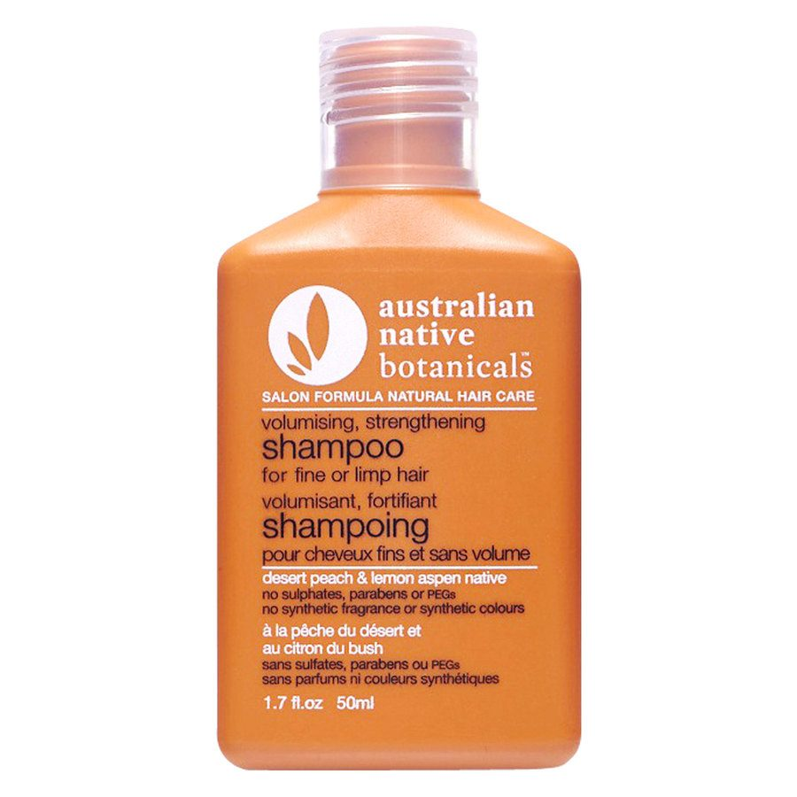 Australian Native Botanicals Volymising & Strengthening Shampoo 50ml