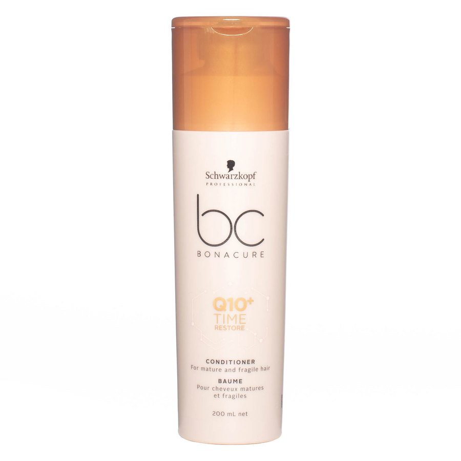 Schwarzkopf BC Bonacure Q10+ Time Restore Conditioner 200 ml