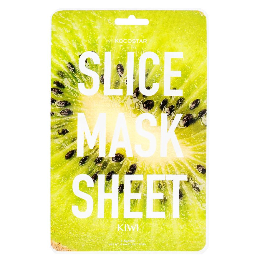 Kocostar Slice Mask Sheet Kiwi