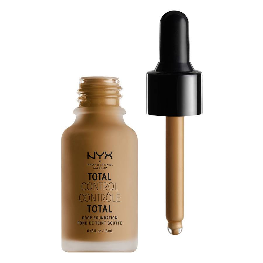 NYX Professional Makeup Total Control Drop Foundation Cappuccino DF17 13ml