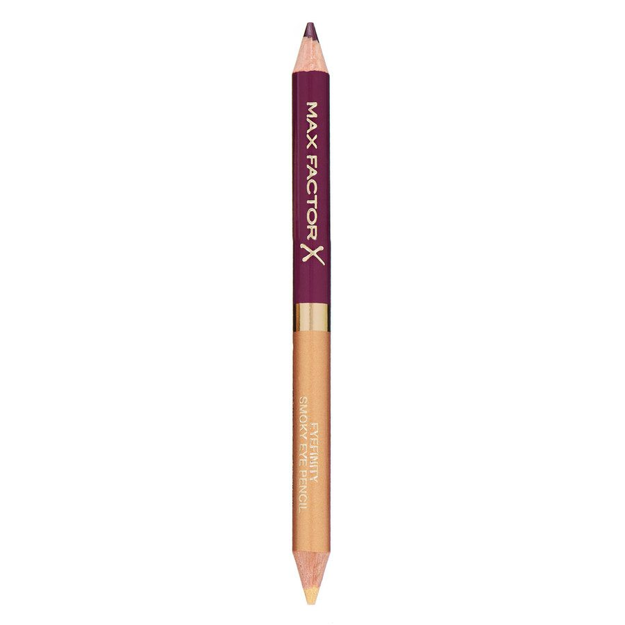 Max Factor Eyefinity Smoky Eye Pencil Royal Violet/Crushed Gold