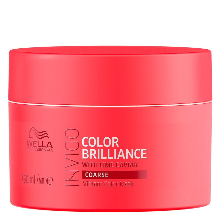Wella Professionals Invigo Color Brilliance Mask Coarse 150ml