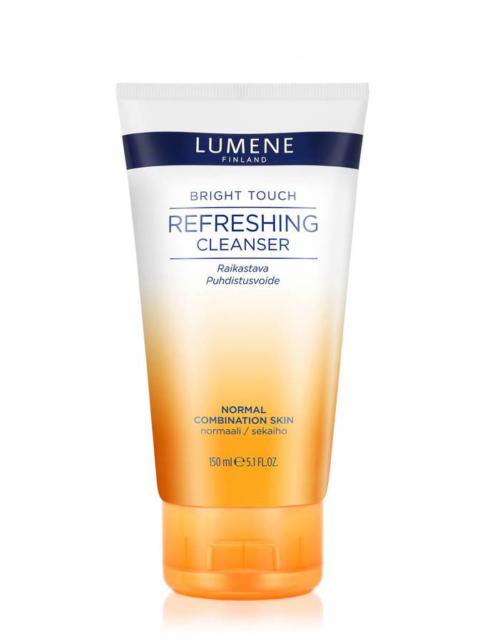 Lumene Skin Care Bright Touch Refreshing Cleanser 150ml