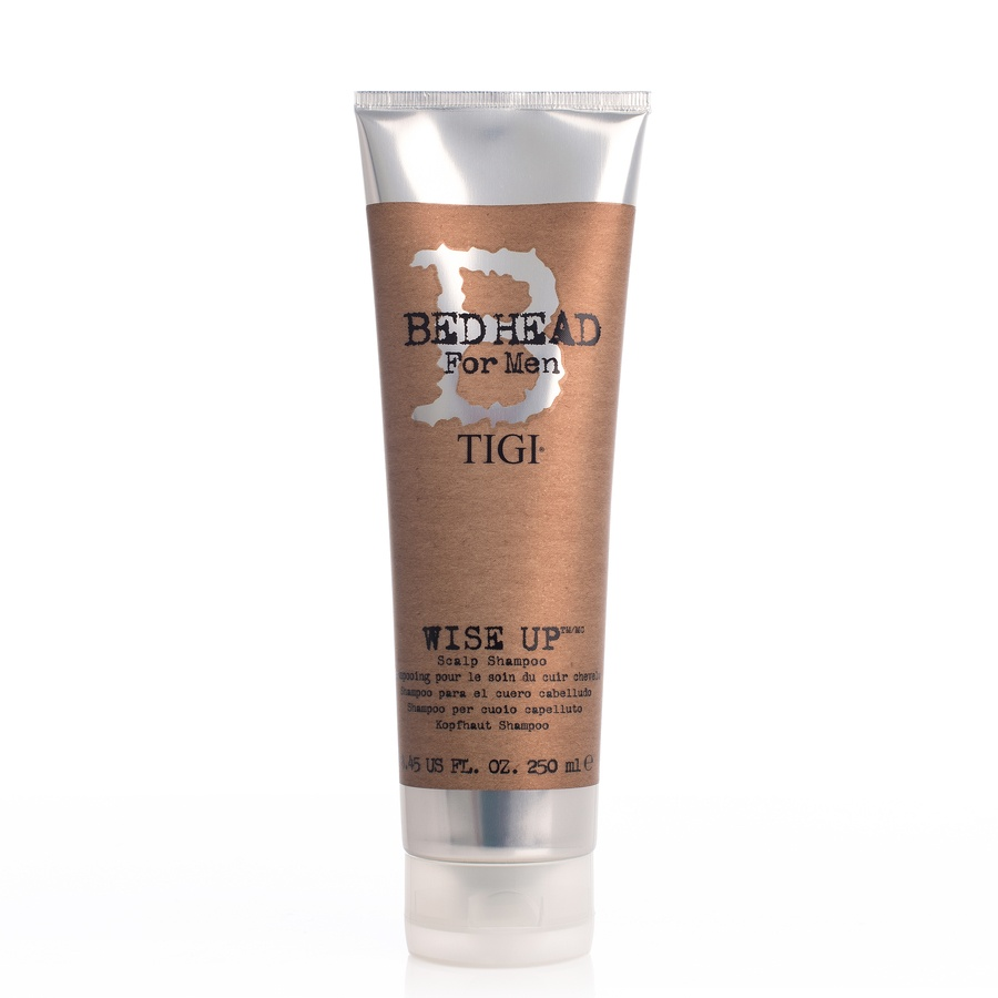 Tigi Bed Head For Men Wise Up 250 ml