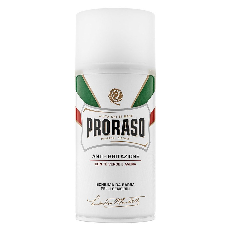 Proraso Shaving Cream Green Tea And Oat 300 ml