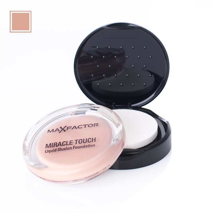 Max Factor Miracle Touch Foundation 65 Rose Beige 11,2 g