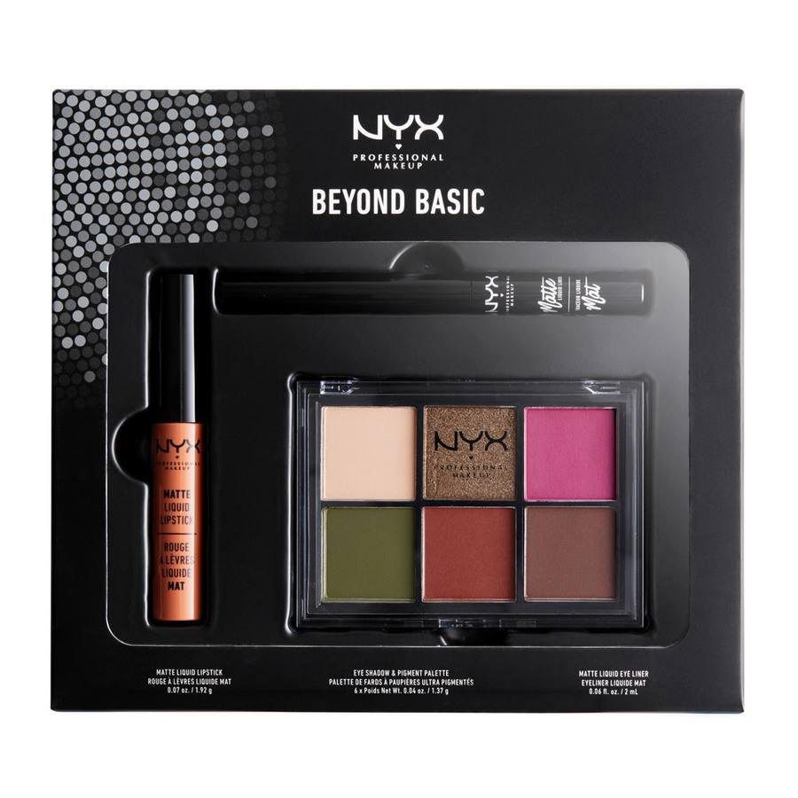 NYX Professional Makeup Lookset 17