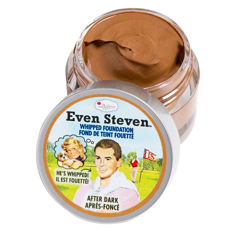 The Balm Even Steven Whipped Foundation After Dark 13,4ml