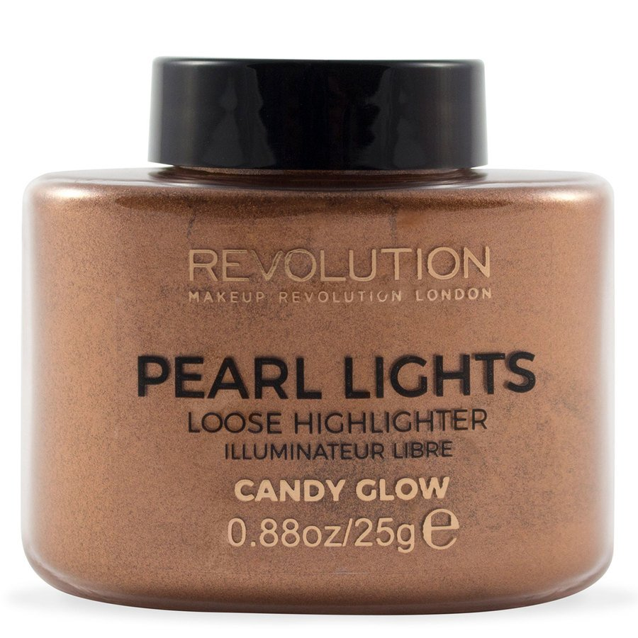 Makeup Revolution Pearl Lights Loose Highlighter Candy Glow 25 g