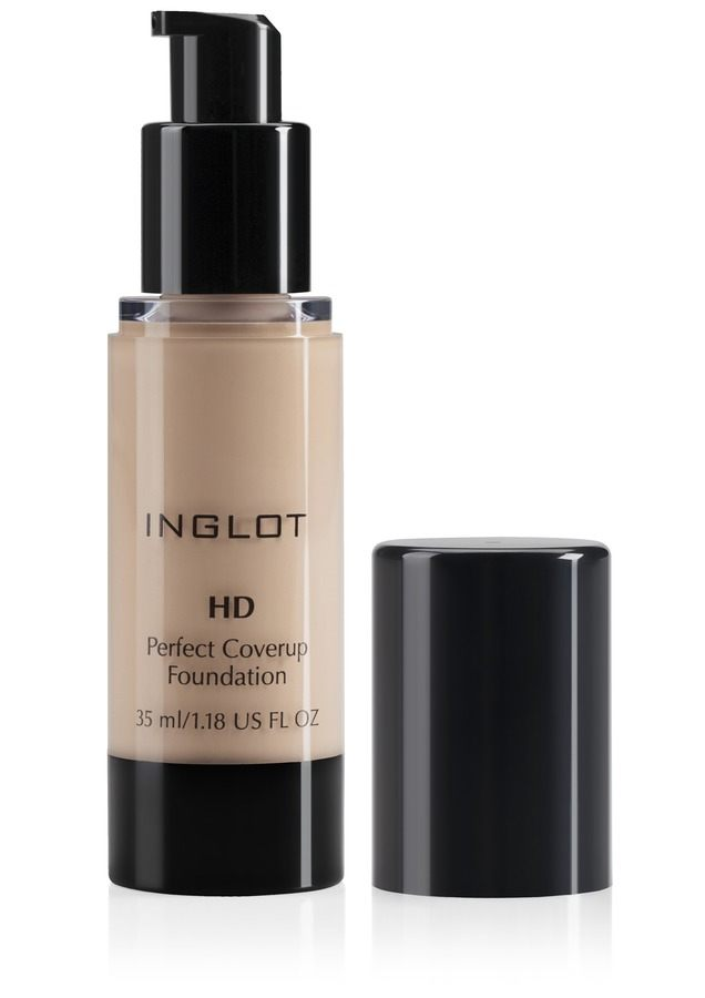 INGLOT HD Perfect Coverup Foundation 79 35 ml