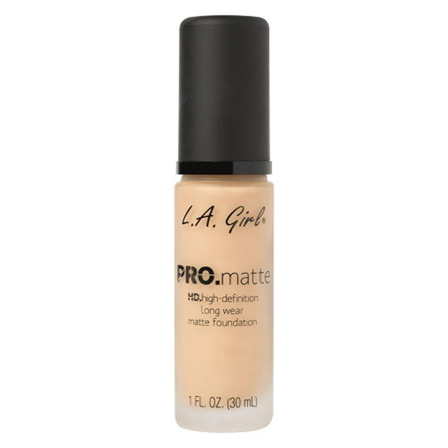 L.A. Girl Cosmetics PRO Matte Foundation Light Tan 30 ml