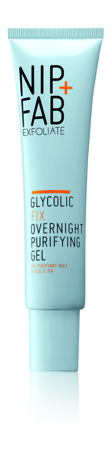 NIP+FAB Glycolic Overnight Purifying Gel 40 ml