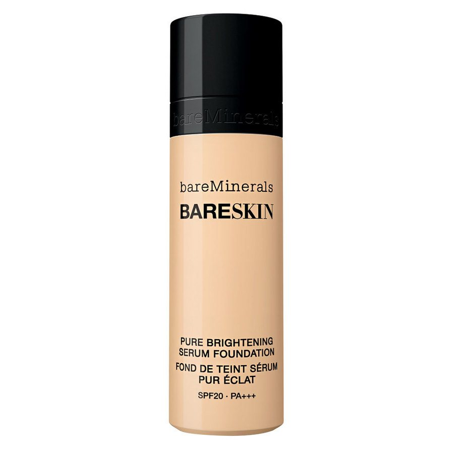 BareMinerals BareSkin Pure Brightening Serum Foundation SPF20 Bare Linen 03 30 ml