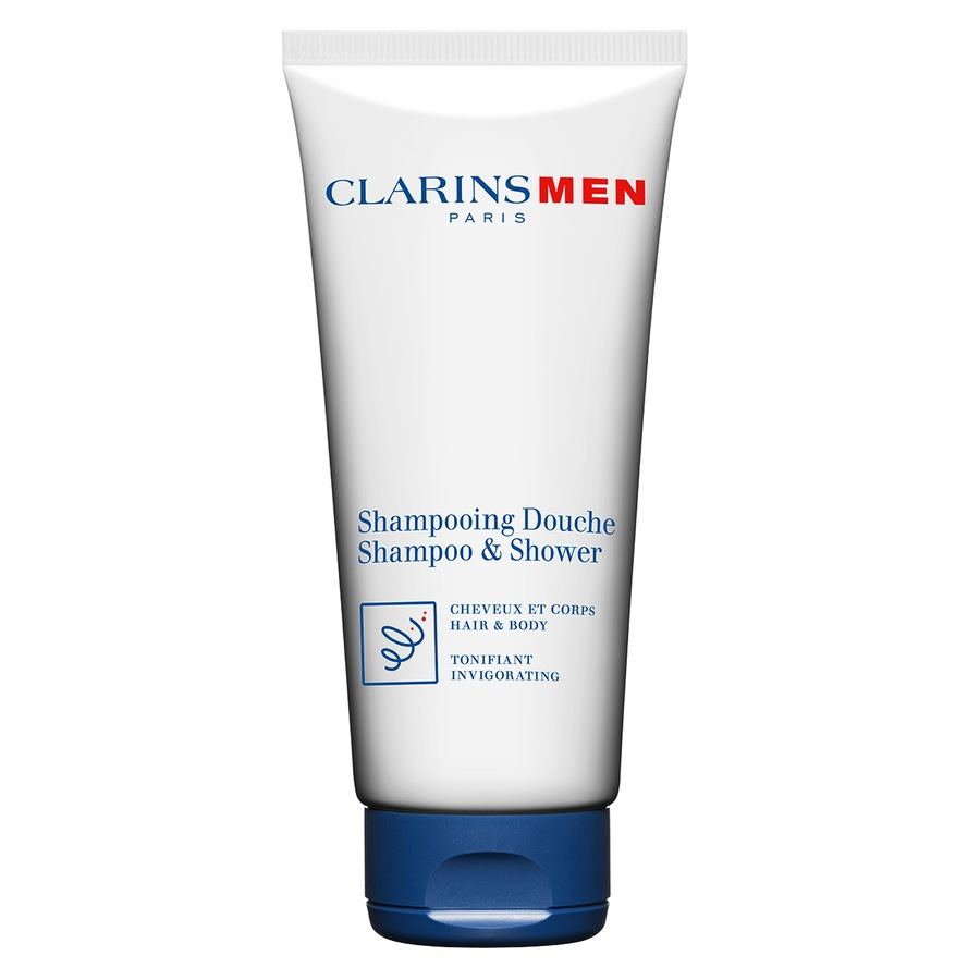 Clarins Men Shampoo & Shower Gel 200 ml