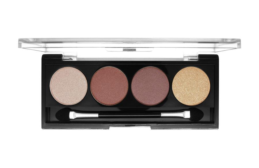 W7 Let's Go Beige Natural Nudes Eye Color 5 g